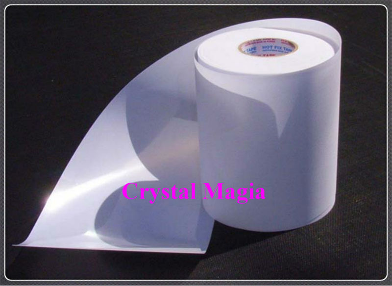 hot sell hot fix rhinestone tape