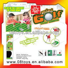 Indoor mini golf equipment office golf putter set