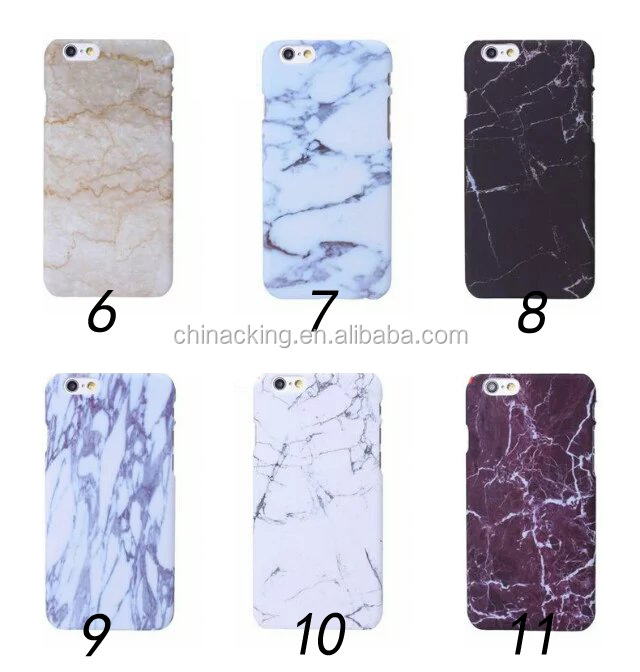 i5/i6/i6 Plus Marble Phone Cases For iPhone 5 Case Marble Stone Painted Cover For iphone5 5S 6 6S / Plus 7/7 Plus