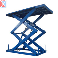 3 ton Hydraulic scissors lift,motorcycle lift table