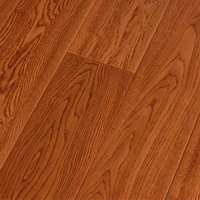 Wide Wood Plank Walnut Prefinished Engineered Floors With 2mm Wear Layer