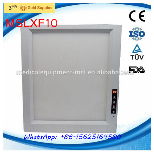Lab & Hospital Single LED X Ray Film Viewer/X Ray Equipment MSLXF10-4