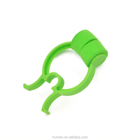 Hot Sell Plastic Nose Clasps