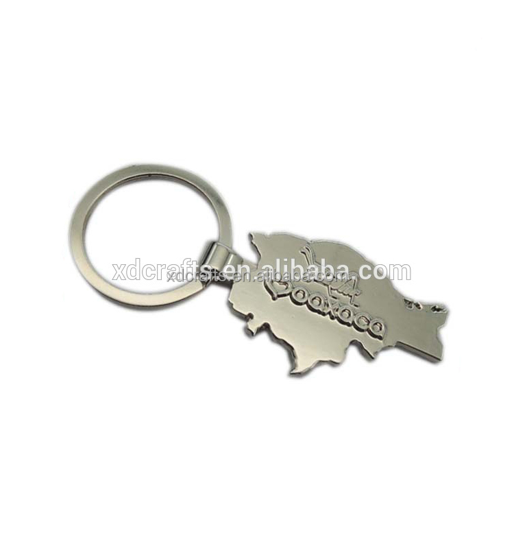 best selling picture custom jibbitz key chain car symbols keyring house shape keyring
