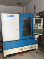 used China cnc milling lathe machine