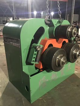 best selling carbon steel profile bending machine China manufacturer