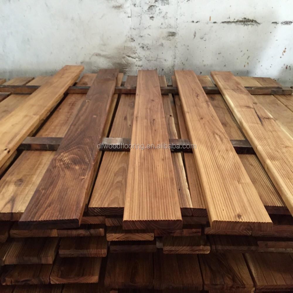 2015 oil finished chinese teak hardwood solid wood for Buy unfinished hardwood flooring