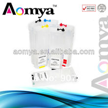 Aomya , compatible hp72 refillable ink cartridges for HP Designjet T790,T1300