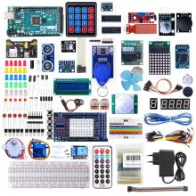 K03 Luxury Electronic Project UNO R3 Sensor Mega 2560 Board Robot Set Starter Arduino Kit