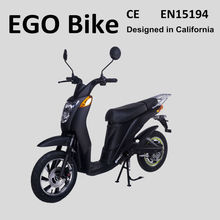 EGO Windstorm, cheap 500 watt scooter electric motorcycle