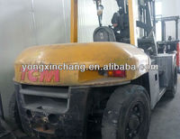 Used 10 ton forklift for sale FD100