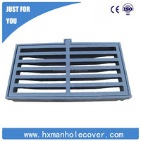 Hot Selling! Cast Iron Galvanised Drain Grate OEM service, Anti-theft Trench Grate