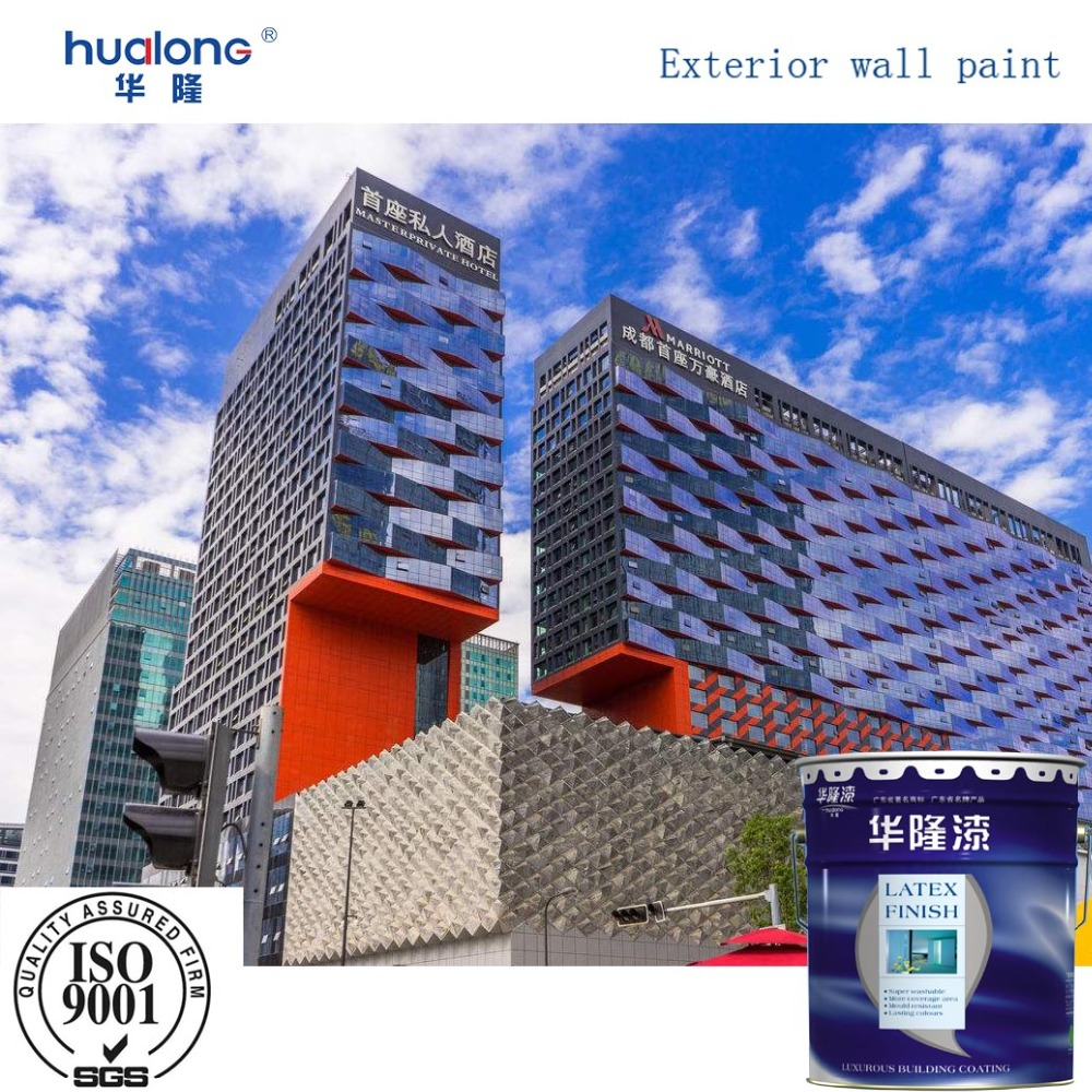 Hualong Spray Anti-alkali Environmental Exterior Wall Paint