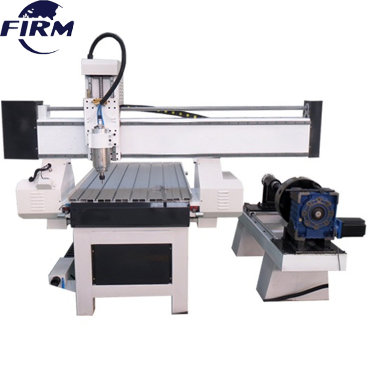 FIRMCNC TBI Ball Screw Advertising CNC Routers FM-6090 with Vacuum Table