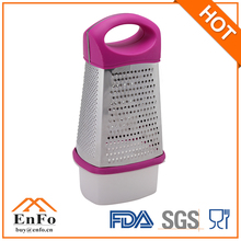 promotional vegetable cutter julienne grater, grater with bowl