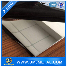 4x8 Anti-fingerprint Colored Coating Mirror Metal Stainless Steel Sheet