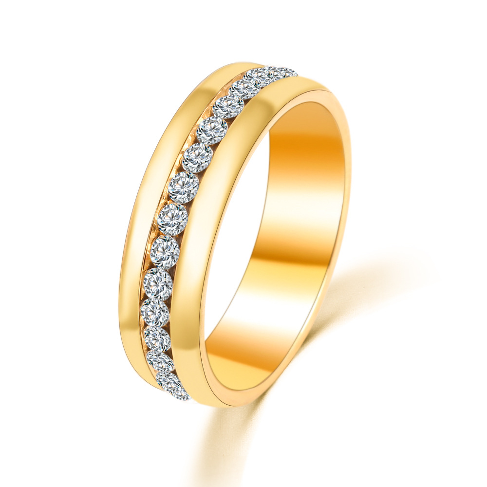 Antique gold wedding bands for women