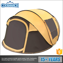 Yiwu manufacturer protable folding bed tent waterproof outdoor camping tents for family