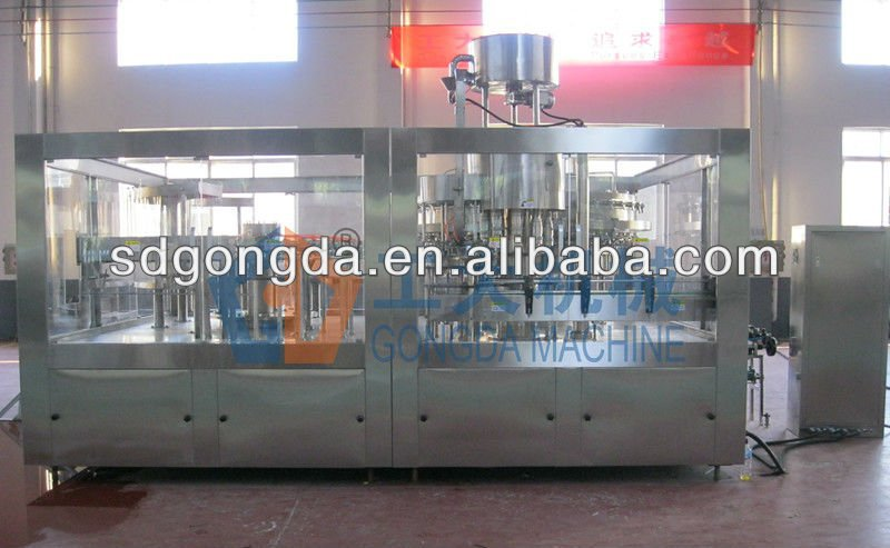 CE Pressure filling machine for liquor in stock