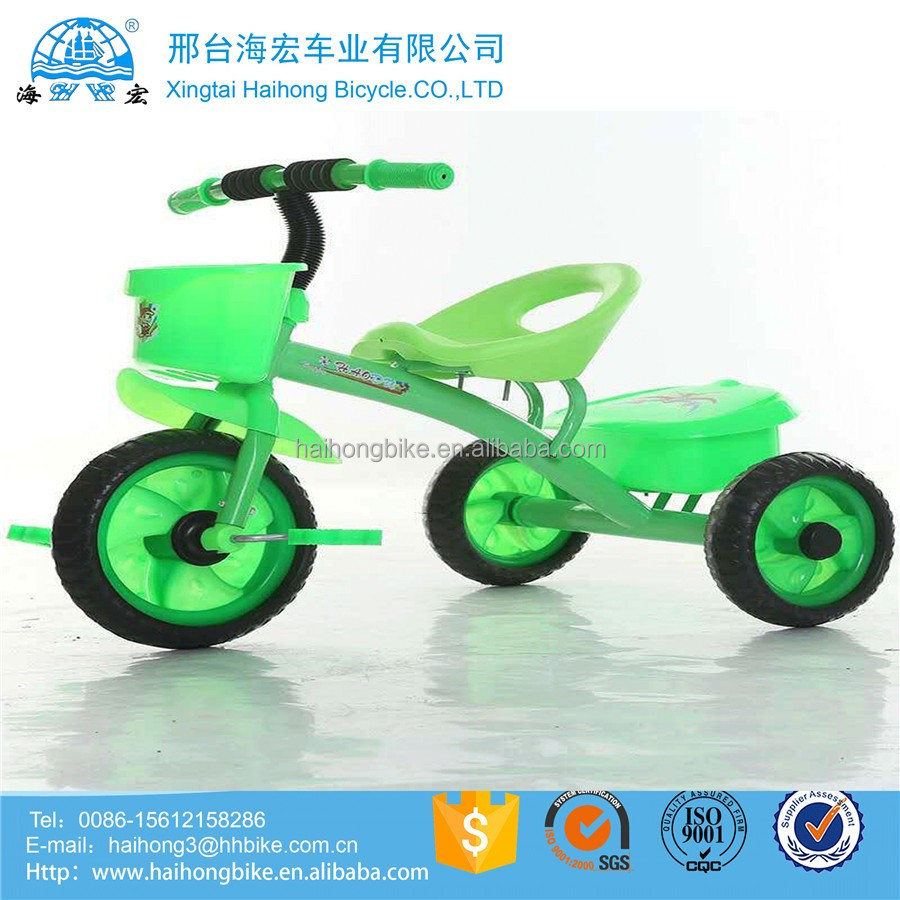 Top selling tricycle for children / Ride On Toy Style nini tricycle for baby / cheap small children tricycle