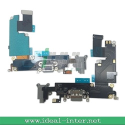 China Supplier USB Dock For iPhone 6 Plus Charger Connector Flex Cable