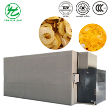 Huajian High Performance Fruit Transformer Air Drying Machine With Iso