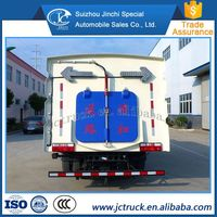 Alibaba China supplier dongfeng truck vacuum road sweeper truck on sale