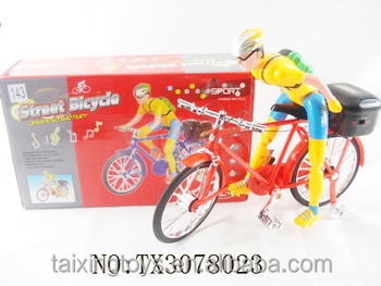 Hot Selling And Cheapest B O Bicycle With Music And Light