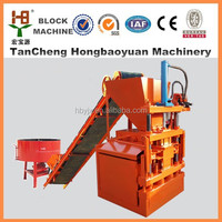 top profitable products HBY1-10 automatic clay interlock brick making machine price