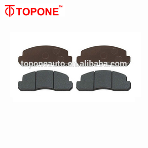 Car Disc Brake Pad For TOYOTA Coaster Parts A118WK D1550 GDB3027