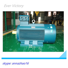 3 phase ac motor 380v 50hz electric motor 160 kw