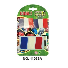 Wholesale face paints in card