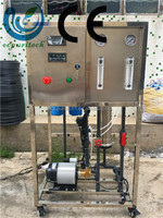 800GDP Mobile Commercial RO filter system price for sale