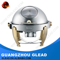 Restaurant Stainless Steel Catering Protable Electric Buffet Food Warmer