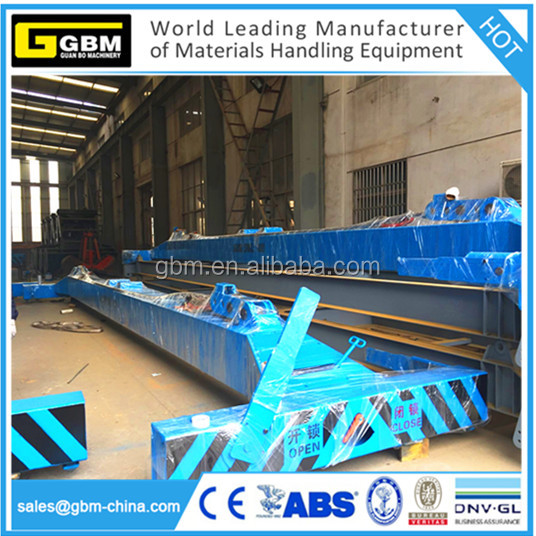 GBM 20ft spreader I type Container Spreader Container lifting Spreader Manufacturer with bromma Quality