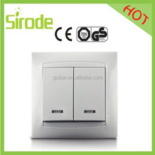 European Standard Electrical Lighting Interrupted Switch