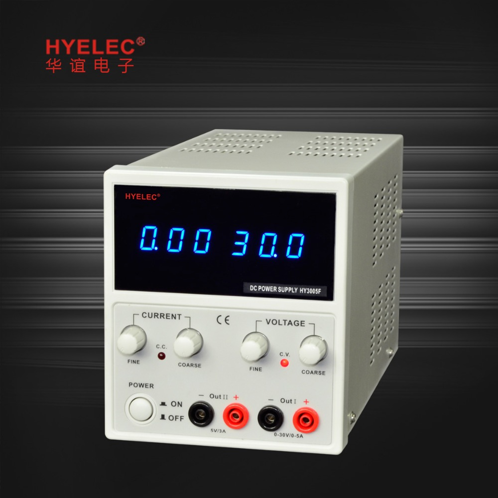 LINEAR MODE DC Power Supply HY3005F series DC Regulated Power Supply