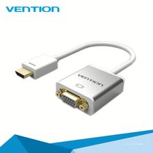Quality best china manufacturer Vention miracast dongle to tv with hdmi av cable