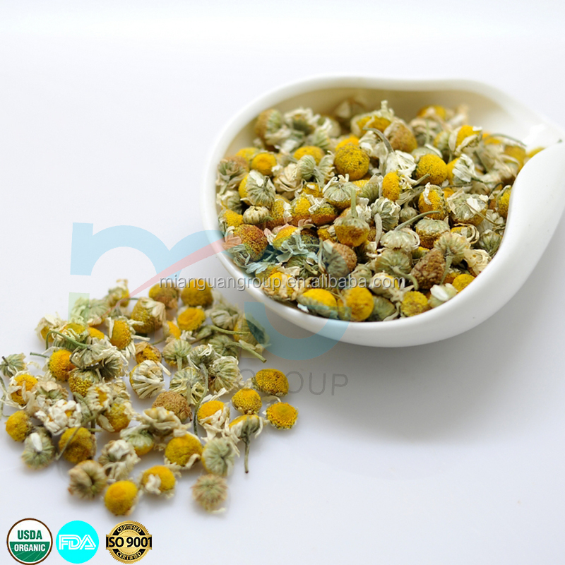 100% Natural High Quality Dried Chamomile Flowers