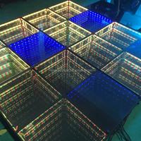 Deep Tunnel 3D Led Flooring Portable Dance Floor