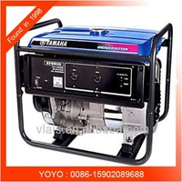 Factory price !!Two Years Warranty, 5.0KW Yamaha Gasoline Generator, High Quality Generator, EF6600(E)