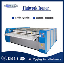 Accurate reliable transfer industrial laundry flatwork ironer price , flatwork ironer for sale