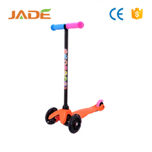 Wholesale smart cheap child foot scooter 3 wheels balance kids scooter for kids