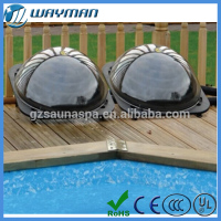 Solar Pool Heater made in China, friendly protable solar heater swimming pool