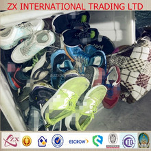 Bulk wholesale used shoes pound for sale export for Africa from usa