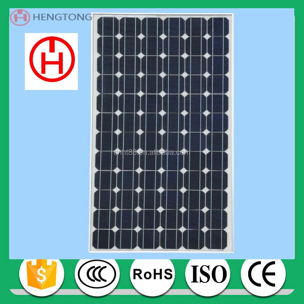 cheap price per watt import solar panels China