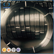 High Tensile Strength Galvanized Steel Oval Fencing Wire used for cattle farm.