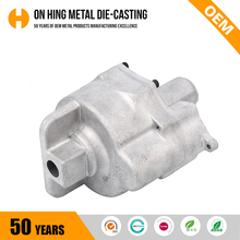 Aluminum Alloy zinc die casting starting motor, auto parts
