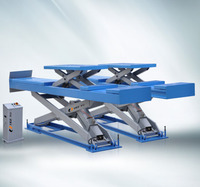 launch car lifts for garage equipment