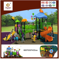 2015 new design hot sale kidergarten Outdoor playground equipment